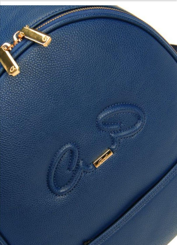 Μπλε σακίδιο πλάτης από ανακυκλώσιμο υλικό axel accesories